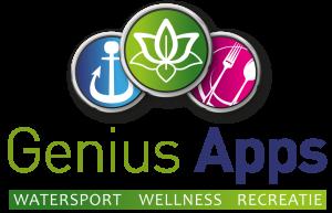 1e ronde logo GeniusApps gecentreerd 1
